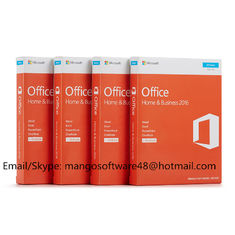 Genuine Office 2016 Home And Business Product Key , Microsoft Office 2016 DVD 64 Bit